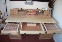 my works / wood work