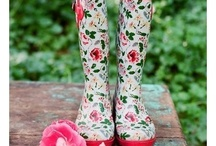 Fashion Passion / This is mainly about boots & shoes right now but will add more things later. :) / by Janet Prathaftakis