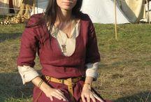 500 - 1500 - Medieval & Ancient dress Inspiration / by Elizabeth Novak