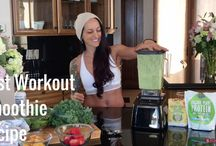 Betty Rocker - Green Smoothies, Protein Shakes and energy bars