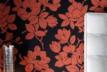 Wallpaper / by Rosa Beltran Design