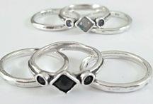 Gemstones! / Onyx & Moonstone