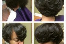 NouriTress Salon Natural Hair Services / NouriTress Salon offers a full range of services for all hair types to include Natural Hair! Here is a look at some of our Natural Hair Services.