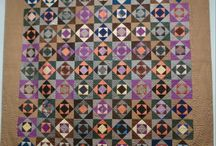 Quilts made with the Economy Block