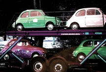 Cute cars / by Paige Meyer