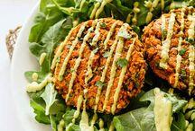Vegetarian recipes / by Laura Kamath