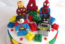 Lego avengers party