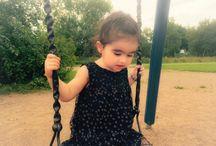 Kurdish child