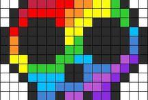 Dessin Pixels