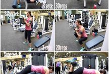 8 week workout.