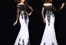 Beauty In Formality #BlackTie / Formal Wear, Evening Wear, Black Tie #Gowns