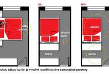 Tipy na bydlení / Zajímavé tipy a nápada pro zařízení bydlení