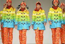#Sochi2014: Uniformes de las delegaciones olímpicas / Conoce la indumentaria que llevarán algunos de los países que participarán en los Juegos Olímpicos de Invierno #Sochi2014, que se llevarán a cabo en Rusia. (Fotos: AP)