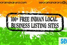 100+ Free Indian Local Business Listing Sites