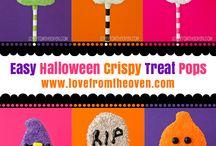 Halloween goodies / by Lora Watkins