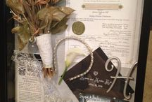 Wedding Shadow Box Projects