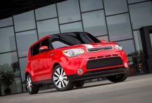Kia Soul 2014 / Unveiled at the 2013 Franfurt Motor Show, this punchy new Soul takes a nod from the Kia Track'ster concept