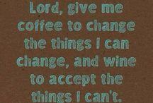 Coffee, Tea, & Spirits