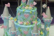 Girls Bday cakes