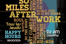 So Miles AfterWork  / So Miles - Djoon - Tous les Jeudis au Djoon: