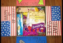 Care Packages / by Amber Ridge