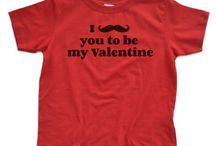 "Apericots ""Be My Valentine"" Valentine's Day Clothing for Infants, Kids, and Adults / We'd love for you to check us out on Amazon (www.amazon.com/shops/apericots), Etsy (www.etsy.com/apericots), Facebook (www.facebook.com/apericots) and our website Apericots.com!"