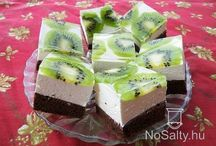 sütik / finom és mutatós sütemények