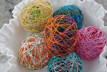 Easter Crafts / by Kerri Streyle