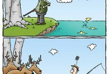 Fishing jokes