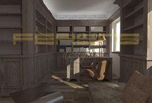 FERENS design - projekty / mieszkanie 50 MKW