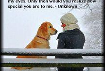Dogs/Puppies / by Debbie Cunningham Mingledorff
