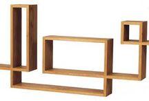 Repisas - Shelves