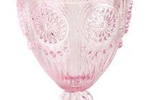 Pretty In Pink Tablescape / by Amanda Smith