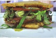 mmmmmm sandwiches :-)