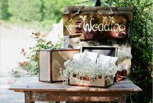 Vintage/ Shabby Chic weddings / by Occasions
