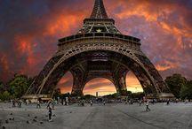 Under The Iron Lady Shadow / Simply Paris