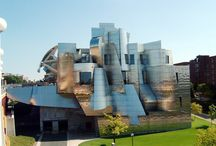 Architecture by Frank O' Gehry