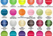 Gel nail polish / Manicures and nail art using UV/LED nail polish