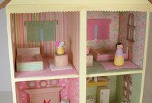Dolls house inspo