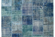 Patchwork style / One of today's most trendy carpet types is without a doubt the Patchwork carpet. Made out of older carpets that have been sewn together from parts of older carpets these original decorative items adorn homes the world over. Come find your favorite!