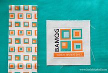 modern quilt guild ideas / by Holly Broadland