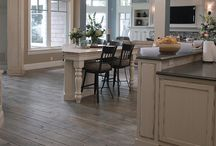Rustic floors