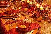 Thanksgiving Entertaining Ideas