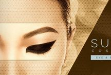 Sumita Cosmetics /  Sumita Cosmetics takes eye and brow artistry to a new standard of quality and expertise.