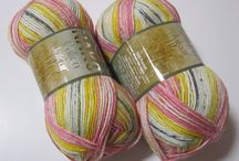 Yarn Calico Jakar / Perfect yarn for spring/summer season very soft. Made from cotton and premium acrylic. 268 yards (245 meters), 100 grams (3.53 ounces),  Needle size US 6 - 7 or 4 - 4.5mm, crochet hook size 2,0mm http://yarnstreet.com/yarns/nako/calico-jakar