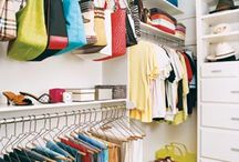 Organizing / by Domestic Fashionista