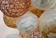 All things paper-creative ways to use paper in your wedding decor