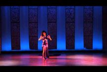 Bellydance performances to aspire to / The bellydance performances that embody what I love about the dance -- emotion, drama, charisma.