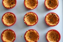 Sweet potatoes cup