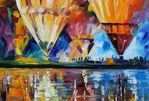 rajzok festmények